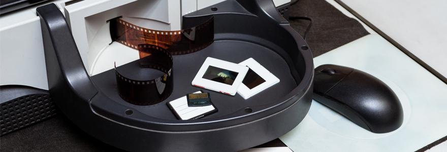 numériser des films