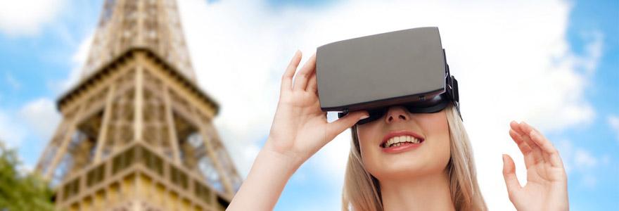 réalité virtuelle à Paris